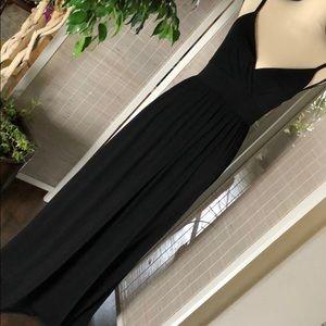 Black Rue 21 maxi dress